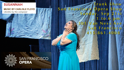 sunday sep 21 1 to 530 pm war memorial opera house 301 van ness ave san francisco 4158614008 check in at opera box office to receive your pass to the box san francisco office 5